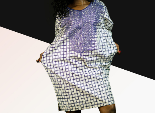 African Fashion Katiola Style Dress