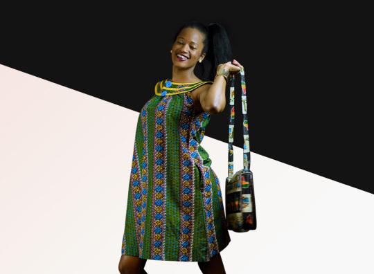 Assiny Style Dress