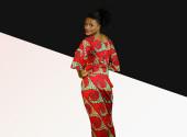 Abidjanaise Style Women Outfit