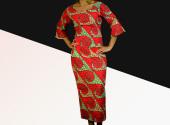 Abidjanaise Women Outfit