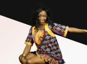 African fashion Yop