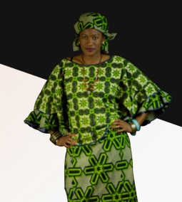 African fashion Batabata Style sale