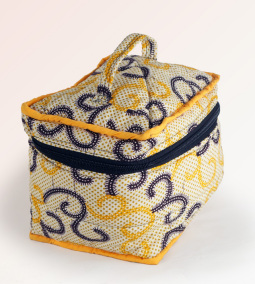 Th e Krou Style Bag - Ivory Coast