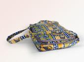voltaic Style satchel bag