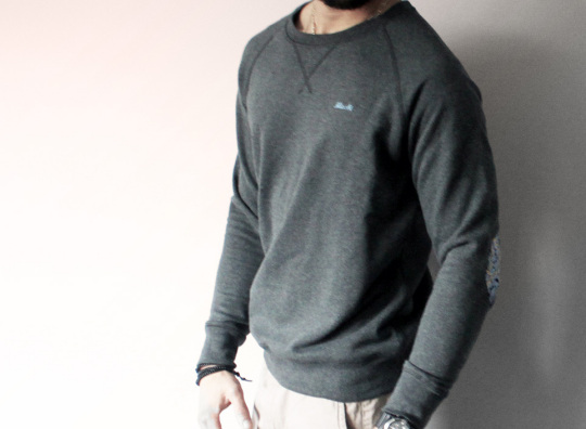 MICOBI Unisex tailored reglan sweatshirt