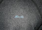 MICOBI tailored reglan sweatshirt