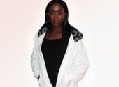 Nigerian Fashion white unisex hoodie