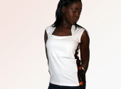 MICOBI Women's stretch top Nigerian Fashion
