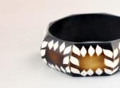 African Bone bangle