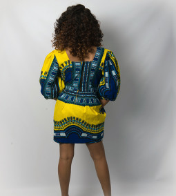 African Ghanaian Angelina Women dress