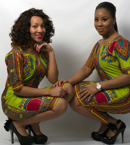 Ghanaian Lime Green Angelina Dress