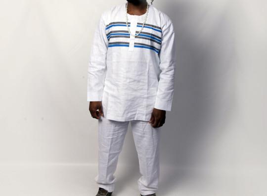 Mens Linen Suit